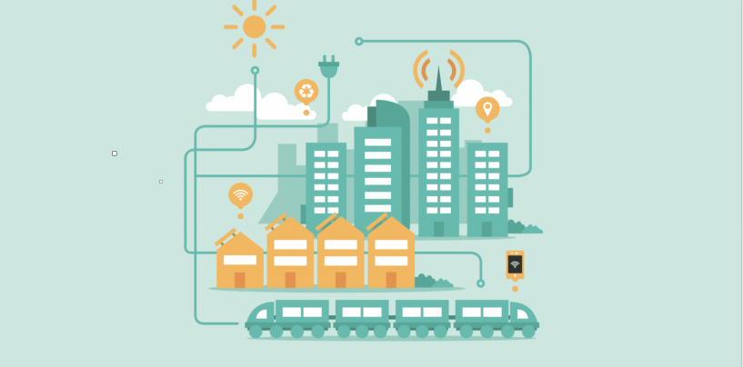 Les villes intelligentes