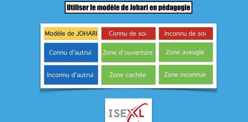 Utiliser le modèle de Johari en pédagogie